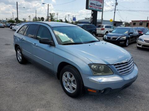 2004 Chrysler Pacifica for sale at Jamrock Auto Sales of Panama City in Panama City FL