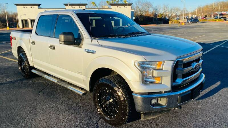 2017 Ford F-150 for sale at H & B Auto in Fayetteville AR