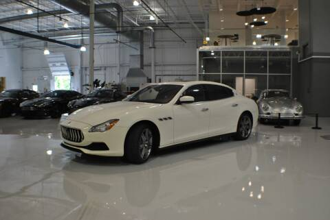 2017 Maserati Quattroporte for sale at Euro Prestige Imports llc. in Indian Trail NC