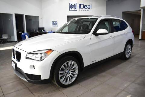 2014 BMW X1 for sale at iDeal Auto Imports in Eden Prairie MN