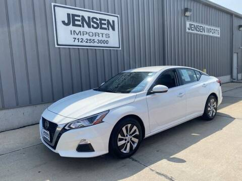 2019 Nissan Altima for sale at Jensen's Dealerships in Sioux City IA