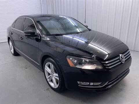 2015 Volkswagen Passat for sale at JOE BULLARD USED CARS in Mobile AL