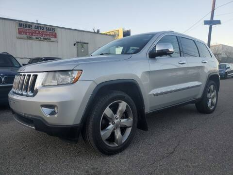 2011 Jeep Grand Cherokee for sale at MENNE AUTO SALES in Hasbrouck Heights NJ