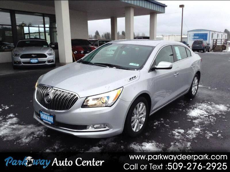 2014 Buick LaCrosse for sale at PARKWAY AUTO CENTER AND RV in Deer Park WA