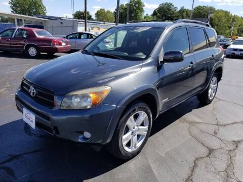 2007 Toyota RAV4 for sale at Larry Schaaf Auto Sales in Saint Marys OH
