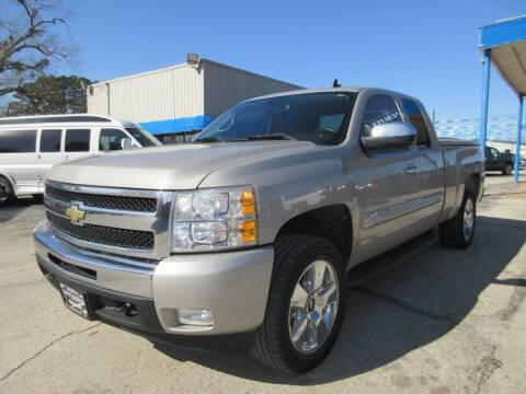 2009 Chevrolet Silverado 1500 for sale at Quality Investments in Tyler TX