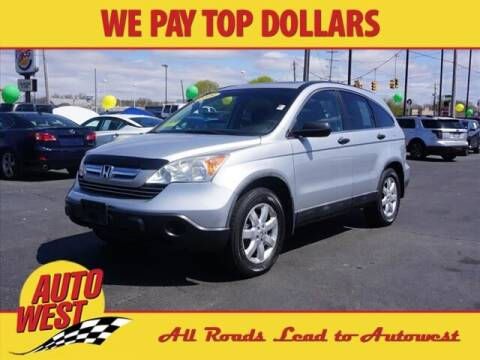 2009 Honda CR-V for sale at Autowest Allegan in Allegan MI
