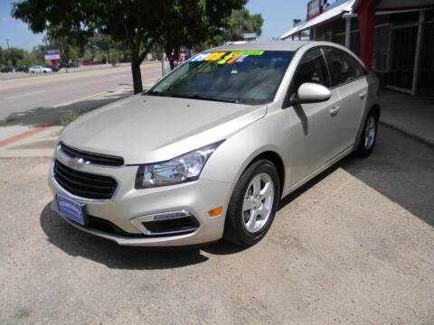 2016 Chevrolet Cruze Limited for sale at Cimino Auto Sales in Fountain CO