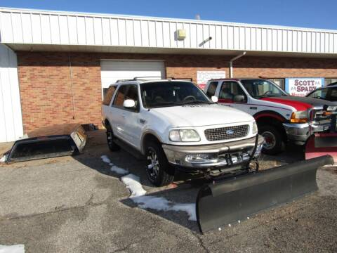 1997 Ford Expedition for sale at Scott Spady Motor Sales LLC in Hastings NE