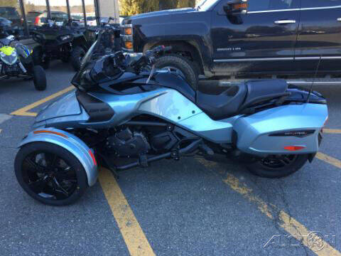 2021 Can-Am F3-T TOURING SE6 for sale at ROUTE 3A MOTORS INC in North Chelmsford MA