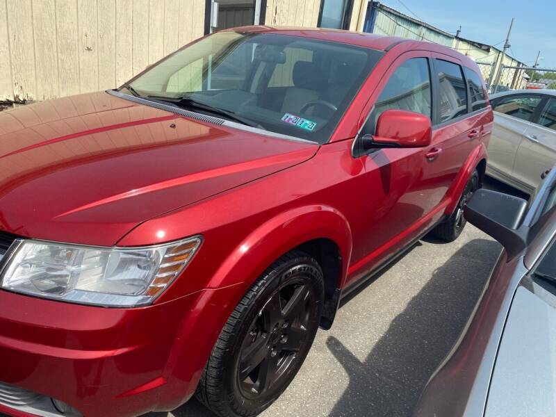 2009 Dodge Journey for sale at Debo Bros Auto Sales in Philadelphia PA