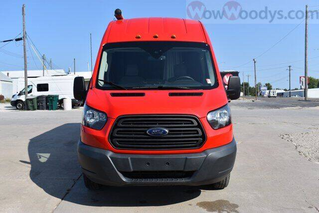 2017 Ford Transit Cargo 350 HD 3dr LWB High Roof DRW Extended Cargo Van w/Sliding Passenger Side Door and 9950 Lb. GVWR - Chillicothe MO