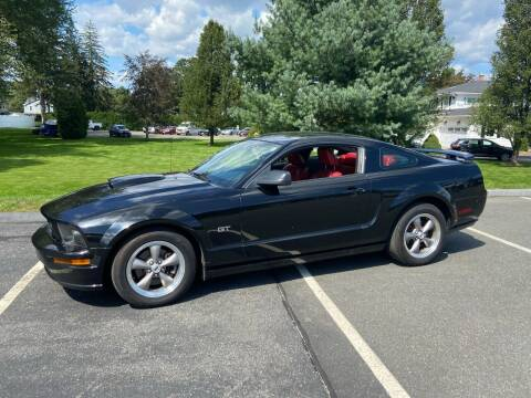 2005 Ford Mustang for sale at Chris Auto South in Agawam MA
