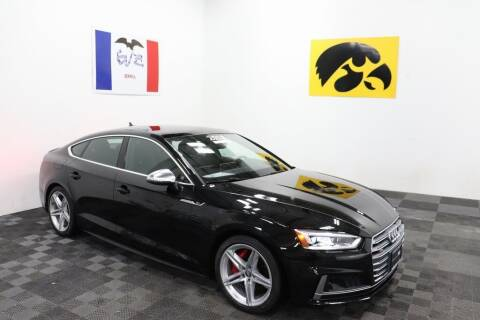 2018 Audi S5 Sportback for sale at Carousel Auto Group in Iowa City IA