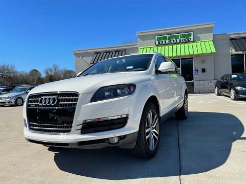 2009 Audi Q7 for sale at Cross Motor Group in Rock Hill SC