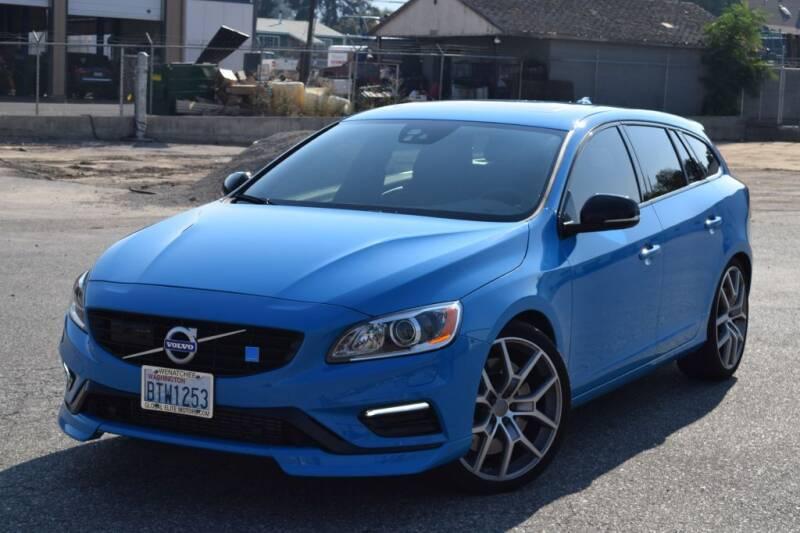 2016 Volvo V60 for sale at Global Elite Motors LLC in Wenatchee WA
