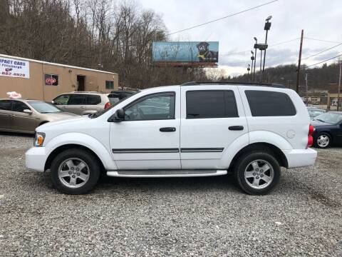 2007 Dodge Durango for sale at Compact Cars of Pittsburgh in Pittsburgh PA