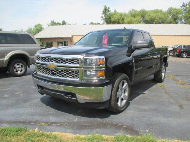 2014 Chevrolet Silverado 1500 for sale in Racine, WI