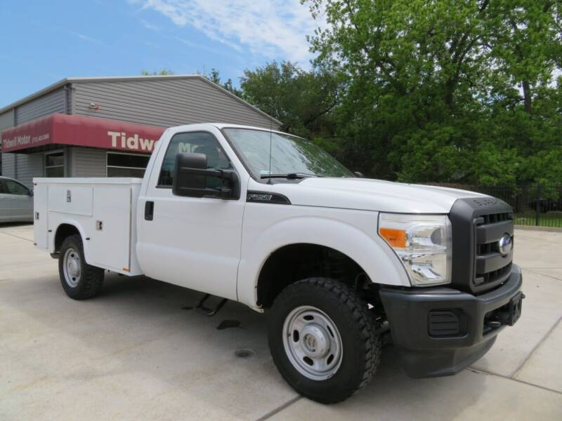 2013 Ford F-250 Super Duty for sale at TIDWELL MOTOR in Houston TX