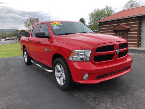 2016 RAM Ram Pickup 1500 for sale at KNK AUTOMOTIVE in Erwin TN