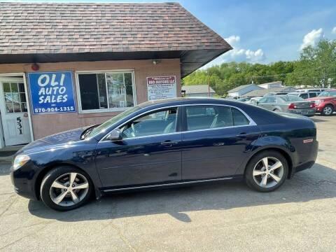 2011 Chevrolet Malibu for sale at Keyser Autoland llc in Scranton PA