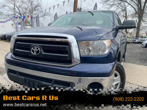 2010 Toyota Tundra for sale at Best Cars R Us in Plainfield NJ