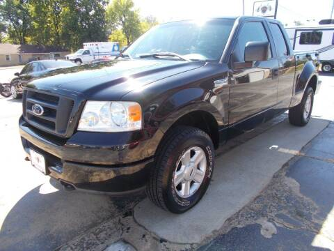 2005 Ford F-150 for sale at High Country Motors in Mountain Home AR
