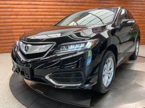 2017 Acura RDX for sale at Dixie Imports in Fairfield OH
