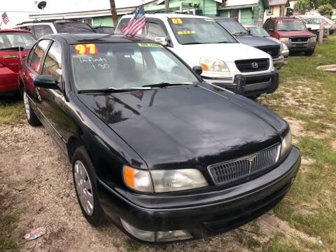 1997 Infiniti I30 for sale at Castagna Auto Sales LLC in Saint Augustine FL