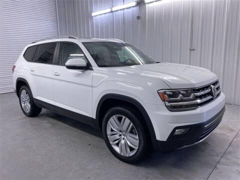 2019 Volkswagen Atlas for sale at JOE BULLARD USED CARS in Mobile AL