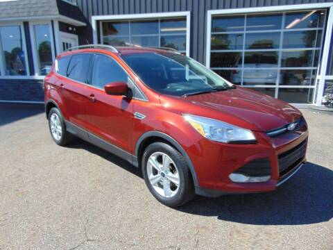 2016 Ford Escape for sale at Akron Auto Sales in Akron OH