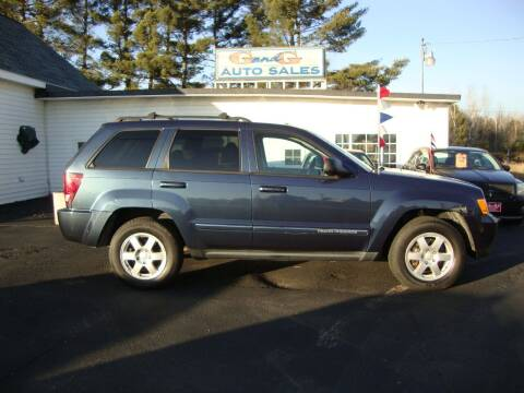 2010 Jeep Grand Cherokee for sale at G and G AUTO SALES in Merrill WI