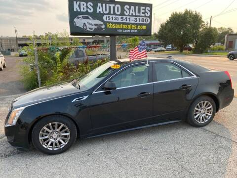 2011 Cadillac CTS for sale at KBS Auto Sales in Cincinnati OH