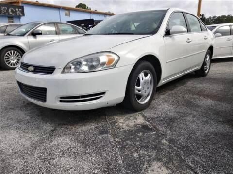 2006 Chevrolet Impala for sale at JacksonvilleMotorMall.com in Jacksonville FL