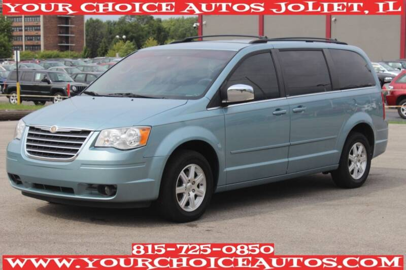 2008 Chrysler Town and Country for sale at Your Choice Autos - Joliet in Joliet IL
