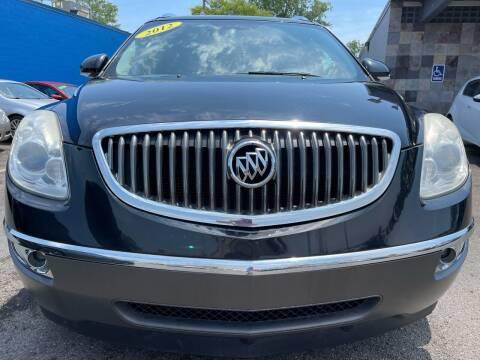 2012 Buick Enclave for sale at Daniel Auto Sales inc in Clinton Township MI