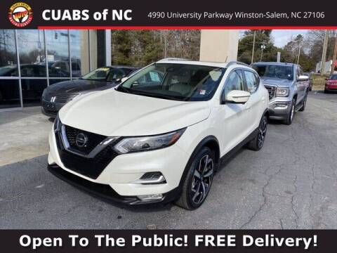 2020 Nissan Rogue Sport for sale at Summit Credit Union Auto Buying Service in Winston Salem NC