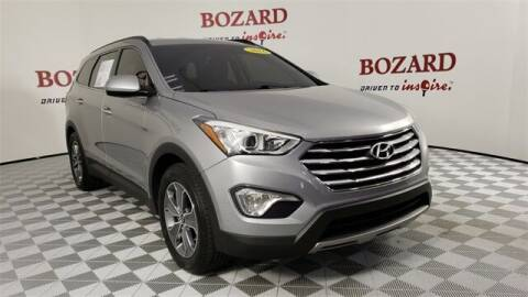 2016 Hyundai Santa Fe for sale at BOZARD FORD in Saint Augustine FL