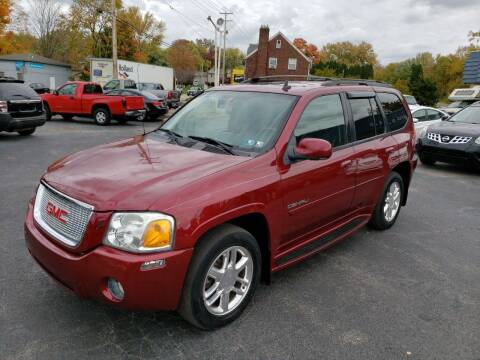 2008 GMC Envoy for sale at COLONIAL AUTO SALES in North Lima OH