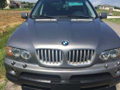 2006 BMW X5 for sale at Nice Cars in Pleasant Hill MO