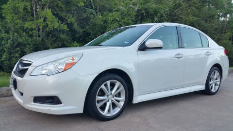 2012 Subaru Legacy for sale at Houston Auto Preowned in Houston TX