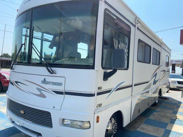 2005 Winnebago Sightseer for sale at Auto Pros in Rock Hill SC