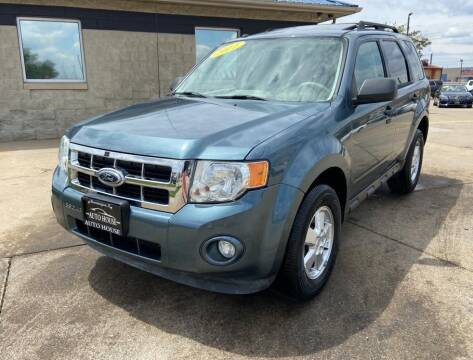 2012 Ford Escape for sale at Auto House of Bloomington in Bloomington IL
