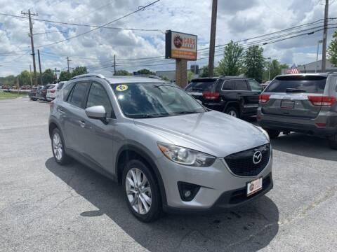 2015 Mazda CX-5 for sale at Cars 4 Grab in Winchester VA