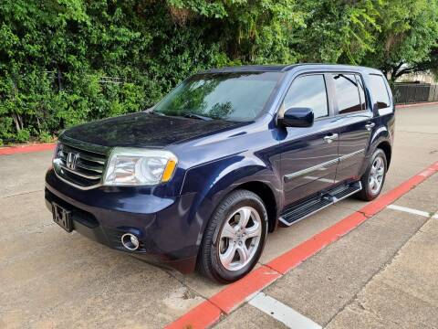 2012 Honda Pilot for sale at DFW Autohaus in Dallas TX