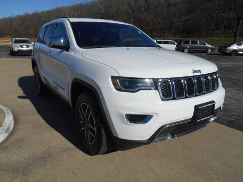 2019 Jeep Grand Cherokee for sale at Maczuk Automotive Group in Hermann MO