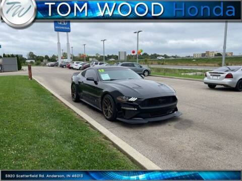 2018 Ford Mustang for sale at Tom Wood Honda in Anderson IN