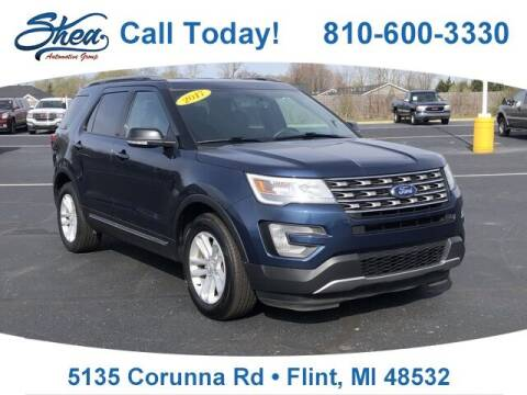 2017 Ford Explorer for sale at Jamie Sells Cars 810 in Flint MI
