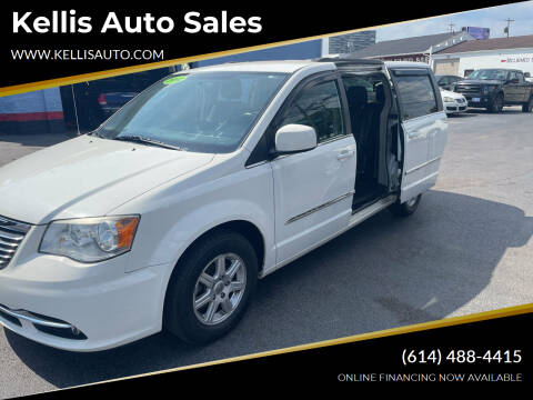 2012 Chrysler Town and Country for sale at Kellis Auto Sales in Columbus OH