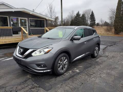 2015 Nissan Murano for sale at Drive Motor Sales in Ionia MI